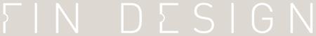 FIN DESIGN Logo